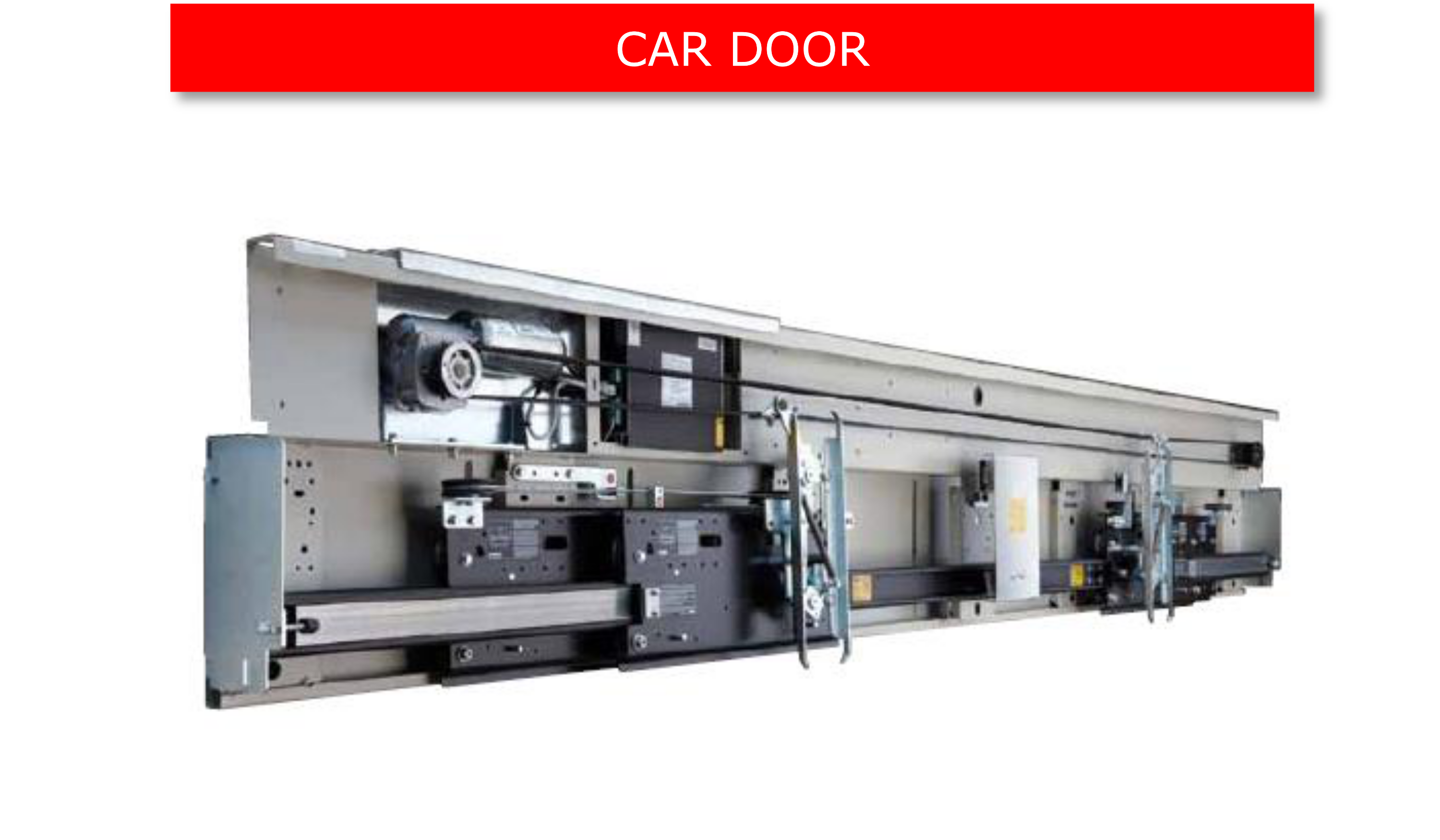 Car door components